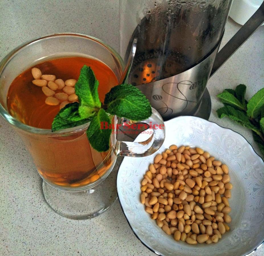 Чай порционный Сбитень кедровый с мятой в Ульяновске