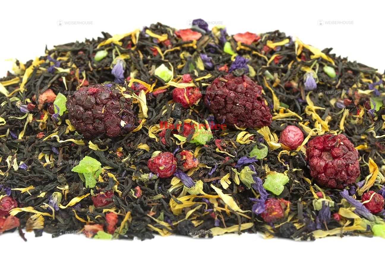 Чай порционный Малина Морошка Премиум 28,5гр в Ульяновске